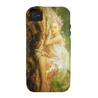 Sleeping Fairy Vibe iPhone 4 Cover