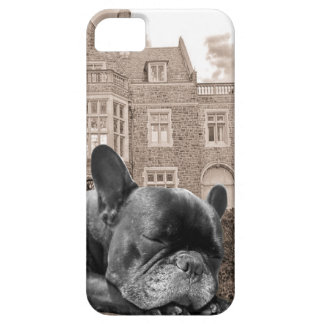 Sleeping French Bulldogs iPhone 5 Case