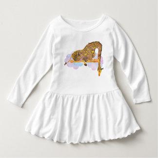 Sleeping Giraffe Dress