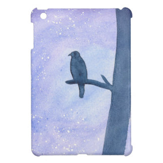 Sleeping Hawk iPad Mini Case