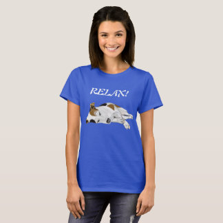 Sleeping Jack Russell T-Shirt