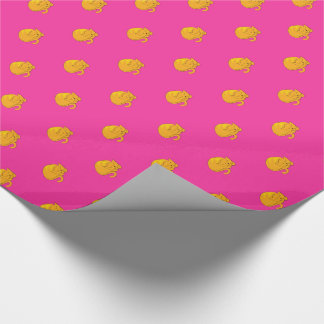 Sleeping Kitty Cats Wrapping Paper