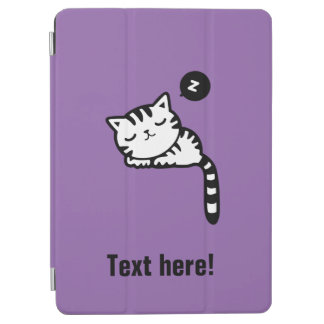 Sleeping Kitty iPad Air Cover