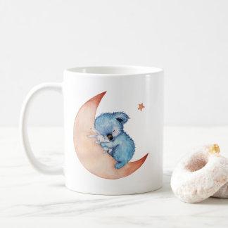 Sleeping Koala bear Coffee mug