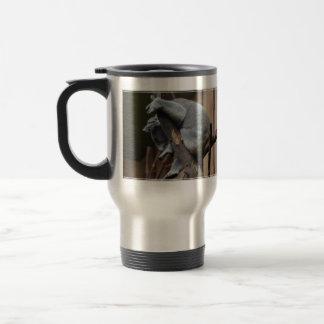 Sleeping Koala Bear Travel Mug