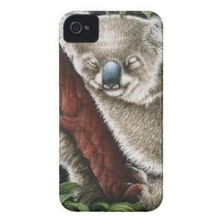 Sleeping Koala Case-Mate iPhone 4 Cases