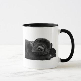 Sleeping Lab Coffee Mug