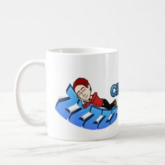Sleeping Matt Mugg Coffee Mug