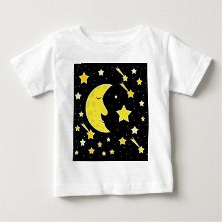 Sleeping moon baby T-Shirt