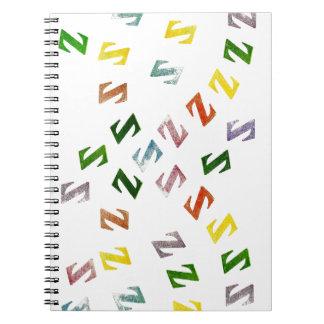 Sleeping Notebook
