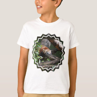 Sleeping Panda Bear  Youth T-Shirt