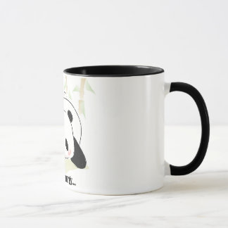 Sleeping Panda Mug