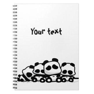 Sleeping Pandas Notebook