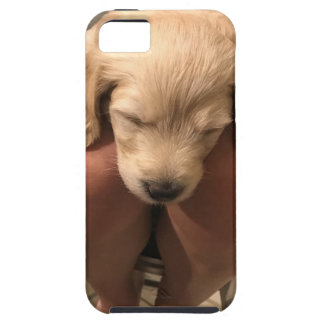 Sleeping Puppy iPhone 5 Case