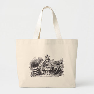 Sleeping Queens Large Tote Bag