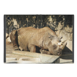 Sleeping Rhino iPad Mini Case