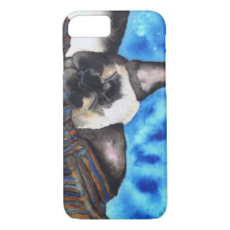 SLEEPING SIAMESE iPhone 7 CASE
