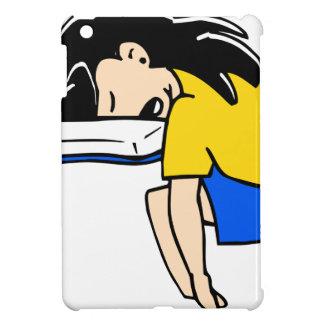 Sleeping Student iPad Mini Case