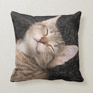 Sleeping Throw Pillow