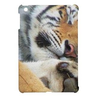 Sleeping Tiger iPad Mini Covers