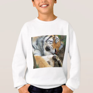 Sleeping Tiger Sweatshirt