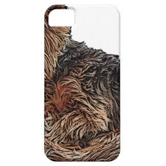Sleeping Yorkie Case For The iPhone 5