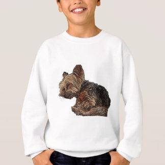 Sleeping Yorkie Sweatshirt