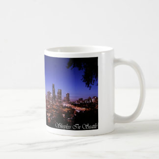 Sleepless In Seattle Mug