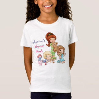 Sleepover Friends Slumber Tee