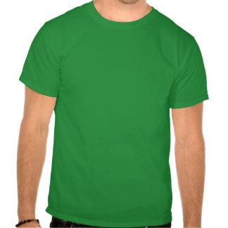 Sleeps with Pitties Text Tee Shirt