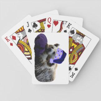 Sleepy Bear Playing Cards