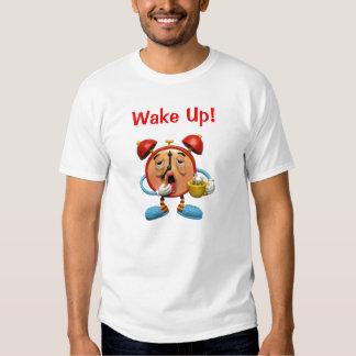 Sleepy Clock Shirts