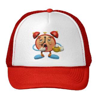 Sleepy Clock Trucker Hat