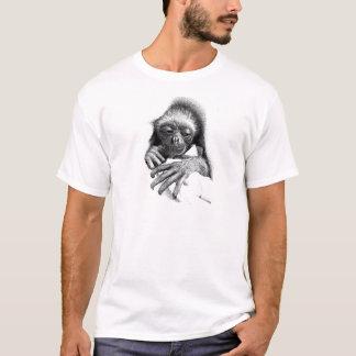 Sleepy Gibbon Baby T-Shirt
