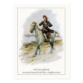 Sleepy Hollow: A Knight-Errant Postcard