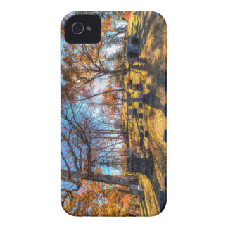 Sleepy Hollow Cemetery New York Case-Mate iPhone 4 Case
