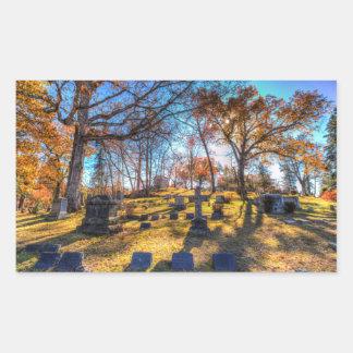 Sleepy Hollow Cemetery New York Sticker