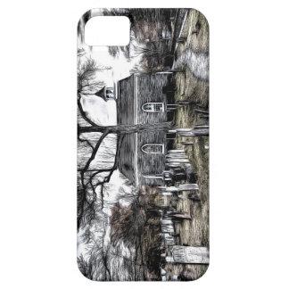 Sleepy Hollow Church Art Case For The iPhone 5
