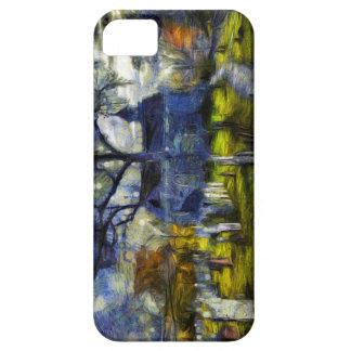 Sleepy Hollow Church Van Gogh Case For The iPhone 5