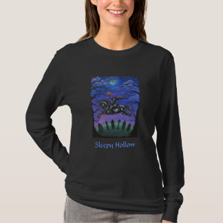 Sleepy Hollow Folk Art T-Shirt