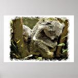 Sleepy Koalas Print