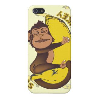 Sleepy Monkey iPhone 5/5S Cover
