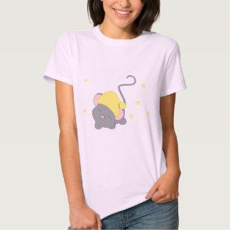 Sleepy Mouse Shirts