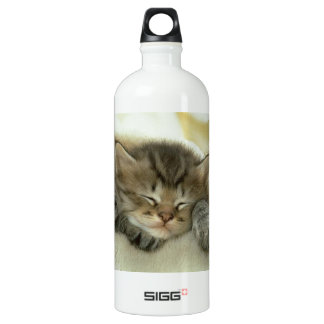Sleepy Nap Time Kitten SIGG Traveler 1.0L Water Bottle