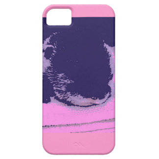 Sleepy Otter iPhone 5 Cover