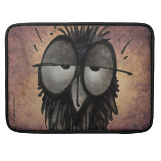 Sleepy Owl Sleeves For MacBook Pro
