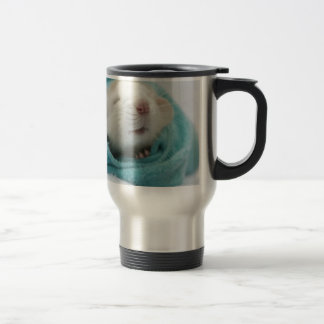 Sleepy Rat Travel Mug
