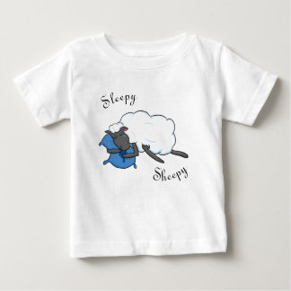 Sleepy Sheepy Baby Shirt