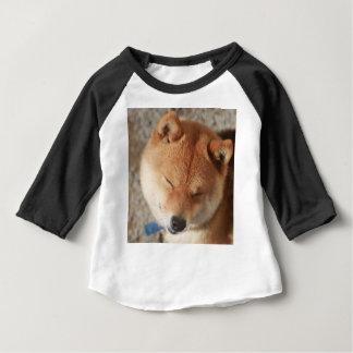 SLEEPY SHIBA BABY T-Shirt