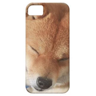 SLEEPY SHIBA iPhone 5 CASE